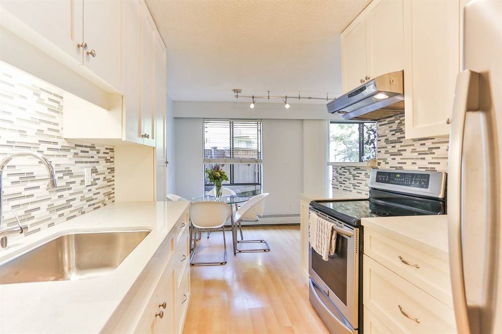 Main Photo: 112 1425 CYPRESS STREET in Vancouver West: Home for sale : MLS®# R2001781