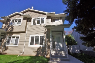 Main Photo: 12818 116A Avenue in Edmonton: Zone 07 House Half Duplex for sale : MLS(r) # E4051247