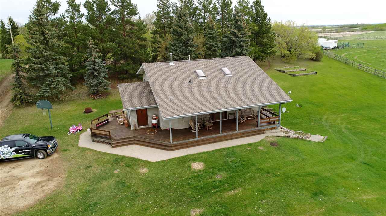 Main Photo: 465027 RR244: Rural Wetaskiwin County House for sale : MLS(r) # E4064052