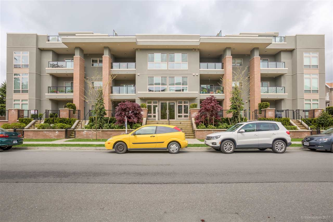 "Main Photo: 304 2349 WELCHER Avenue in Port Coquitlam: Central Pt Coquitlam Condo for sale in ""ALTURA"" : MLS®# R2167639"