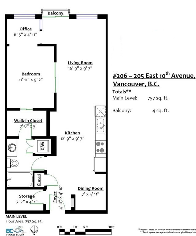 "Photo 20: 206 205 E 10TH Avenue in Vancouver: Mount Pleasant VE Condo for sale in ""THE HUB"" (Vancouver East)  : MLS® # R2169420"