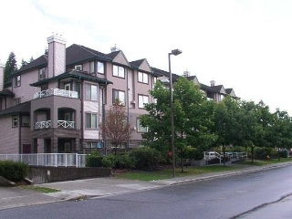 "Main Photo: 106 1145 HEFFLEY Crescent in Coquitlam: North Coquitlam Condo for sale in ""CENTERGATE"" : MLS(r) # R2169508"