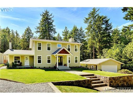 Main Photo: 607 Woodcreek Drive in NORTH SAANICH: NS Deep Cove Single Family Detached for sale (North Saanich)  : MLS®# 378777