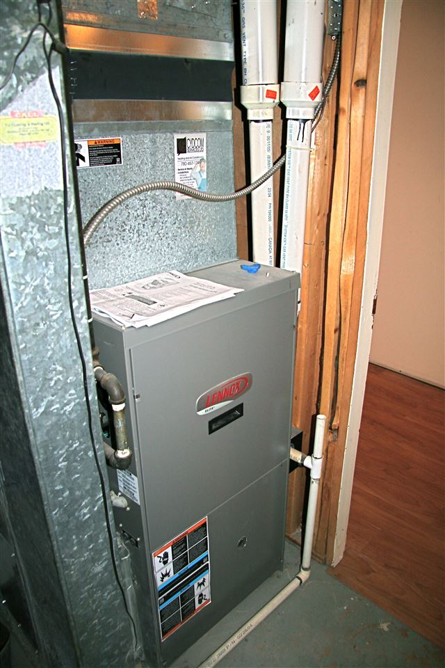 Upgraded Furnace