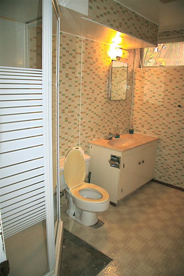 Full bathroom In Basement