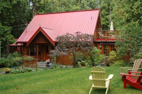 Main Photo:  in Thetis Island: Home and Acreage for sale