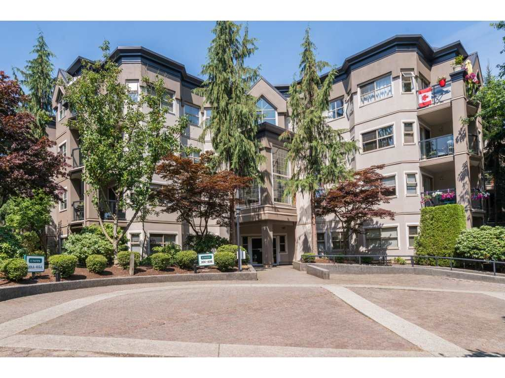 "Main Photo: 306A 2615 JANE Street in Port Coquitlam: Central Pt Coquitlam Condo for sale in ""BURLEIGH GREEN"" : MLS® # R2190233"