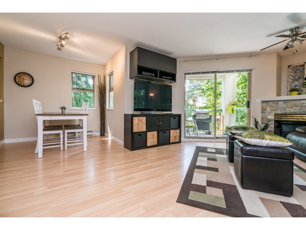 "Photo 4: 306A 2615 JANE Street in Port Coquitlam: Central Pt Coquitlam Condo for sale in ""BURLEIGH GREEN"" : MLS® # R2190233"