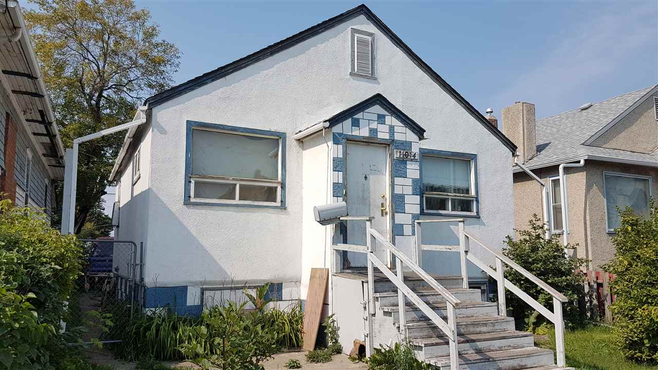 Main Photo: 11014 95 Street in Edmonton: Zone 13 House for sale : MLS® # E4078195