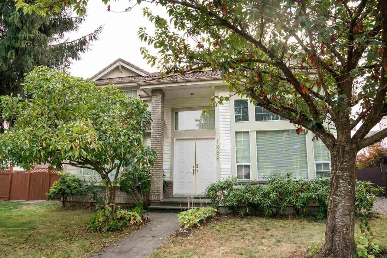Main Photo: 1286 RIVERSIDE Drive in Port Coquitlam: Riverwood House for sale : MLS® # R2205176