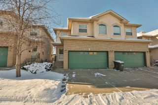 Main Photo: 3 1401 CLOVER BAR Road: Sherwood Park House Half Duplex for sale : MLS® # E4084074