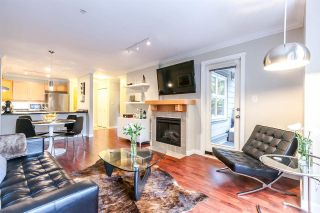 "Main Photo: 217 808 SANGSTER Place in New Westminster: The Heights NW Condo for sale in ""The Brockton"" : MLS® # R2220747"