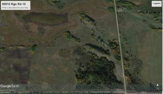 Main Photo: 50510 Rg Rd 10: Rural Parkland County Rural Land/Vacant Lot for sale : MLS® # E4089353