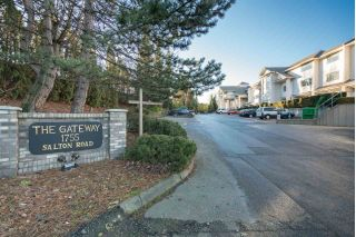 "Main Photo: 219 1755 SALTON Road in Abbotsford: Central Abbotsford Condo for sale in ""The Gateway"" : MLS® # R2226409"