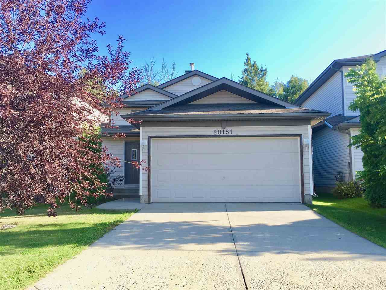 Main Photo: 20151 46 Avenue NW in Edmonton: Zone 58 House for sale : MLS® # E4092212