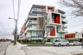 Main Photo: 703 5699 BAILLIE Street in Vancouver: Oakridge VW Condo for sale (Vancouver West)  : MLS® # R2238857