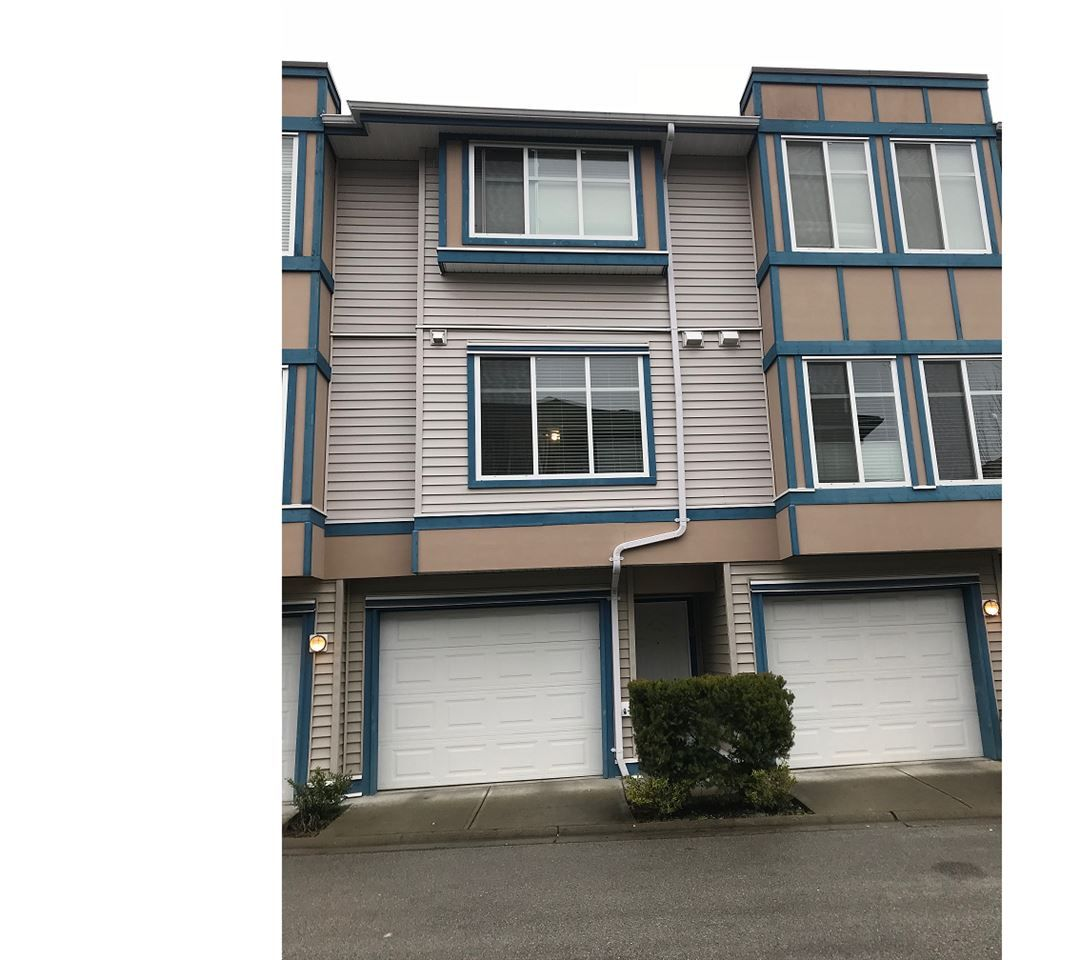 "Main Photo: 30 13899 LAUREL Drive in Surrey: Whalley Townhouse for sale in ""EMERALD GARDENS"" (North Surrey)  : MLS® # R2239250"