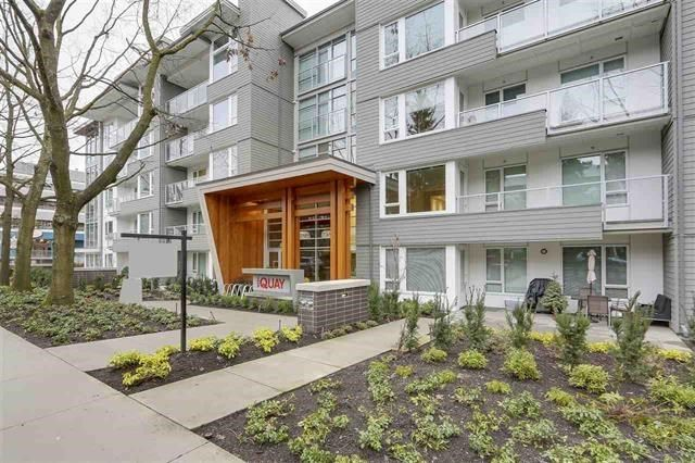 "Main Photo: 413 255 W 1ST Street in Vancouver: Lower Lonsdale Condo for sale in ""WEST QUAY"" (North Vancouver)  : MLS®# R2241083"