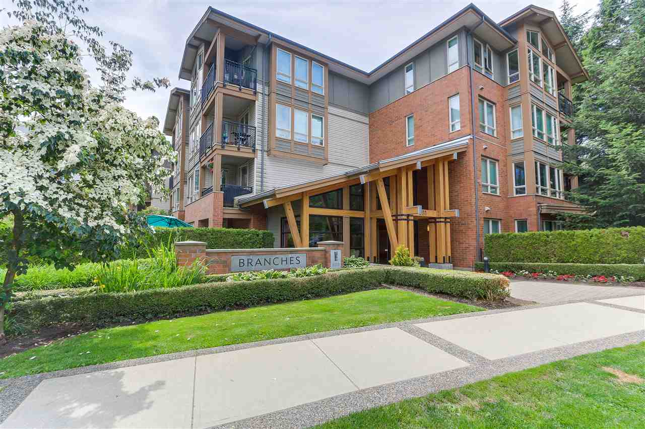 "Main Photo: 201 1111 E 27TH Street in North Vancouver: Lynn Valley Condo for sale in ""Branches"" : MLS®# R2283377"