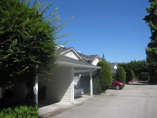 "Main Photo: 4 22411 124 Avenue in Maple Ridge: East Central Townhouse for sale in ""CREEKSIDE VILLAGE"" : MLS®# R2287329"