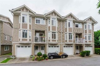 "Main Photo: 11 2865 273 Street in Langley: Aldergrove Langley Townhouse for sale in ""Emmy Lane"" : MLS®# R2290619"