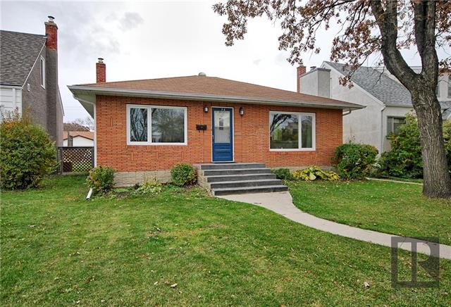 Main Photo: 56 Champlain Street in Winnipeg: Norwood Residential for sale (2B)  : MLS®# 1827777
