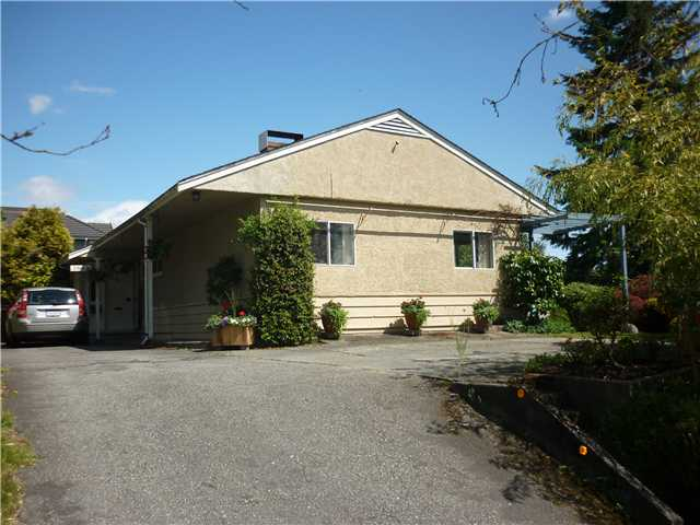 Main Photo: 7692 SUSSEX Avenue in Burnaby: South Slope House for sale (Burnaby South)  : MLS® # V895661