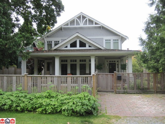Main Photo: 2623 MCBRIDE Avenue in Surrey: Crescent Bch Ocean Pk. House for sale (South Surrey White Rock)  : MLS® # F1118825