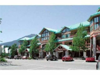 "Main Photo: 314 4368 MAIN Street: Whistler Condo for sale in ""MARKET PAVILION LODGE"" : MLS(r) # V910836"