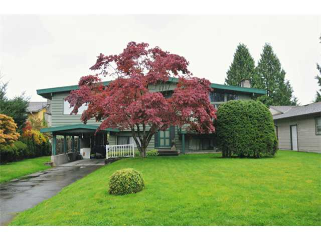 Main Photo: 11756 MORRIS ST in Maple Ridge: West Central House for sale : MLS® # V949820