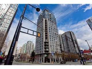Main Photo: 2201 989 BEATTY Street in Vancouver: Yaletown Condo for sale (Vancouver West)  : MLS(r) # V940869