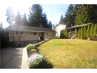 Main Photo: 1037 DORAN Road in North Vancouver: Lynn Valley House for sale : MLS® # V976888