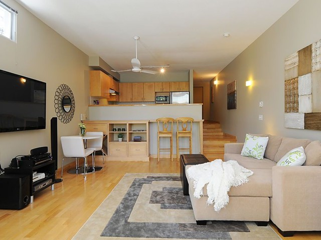 Photo 4: # 104 980 W 22ND AV in Vancouver: Cambie Condo for sale (Vancouver West)  : MLS(r) # V1019648