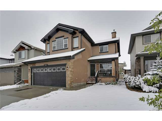 Main Photo: 122 WENTWORTH Way SW in CALGARY: West Springs Residential Detached Single Family for sale (Calgary)  : MLS® # C3635155
