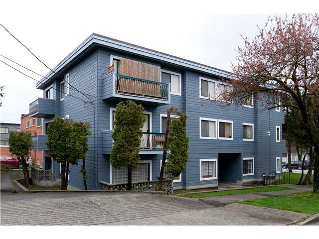 Main Photo: 8590 OSLER Street in Vancouver West: Marpole Commercial for sale : MLS(r) # V4042593