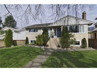 Main Photo: 418 W 23RD Street in North Vancouver: Central Lonsdale House for sale : MLS® # V1109624
