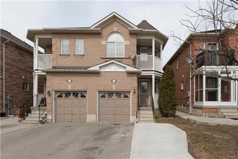 Main Photo: 24 Secord Crest in Brampton: Fletcher's Meadow House (2-Storey) for sale : MLS® # W3155154