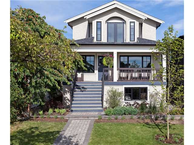 "Main Photo: 640 PENTICTON Street in Vancouver: Renfrew VE House for sale in ""HASTINGS SUNRISE"" (Vancouver East)  : MLS®# V1132665"
