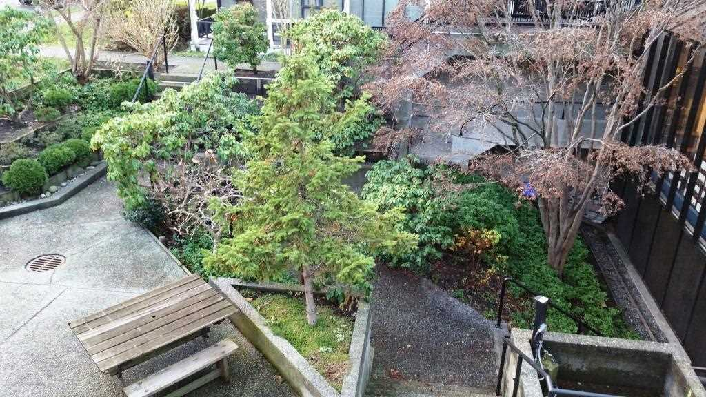 "Photo 4: 1133 W 8TH Avenue in Vancouver: Fairview VW Townhouse for sale in ""FAIRVIEW ONE"" (Vancouver West)  : MLS(r) # R2019523"
