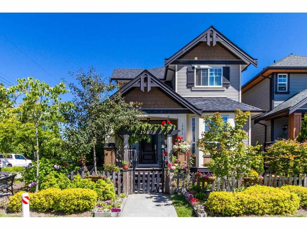 Main Photo: 19875 72 Avenue in Langley: Willoughby Heights House for sale : MLS®# R2082231