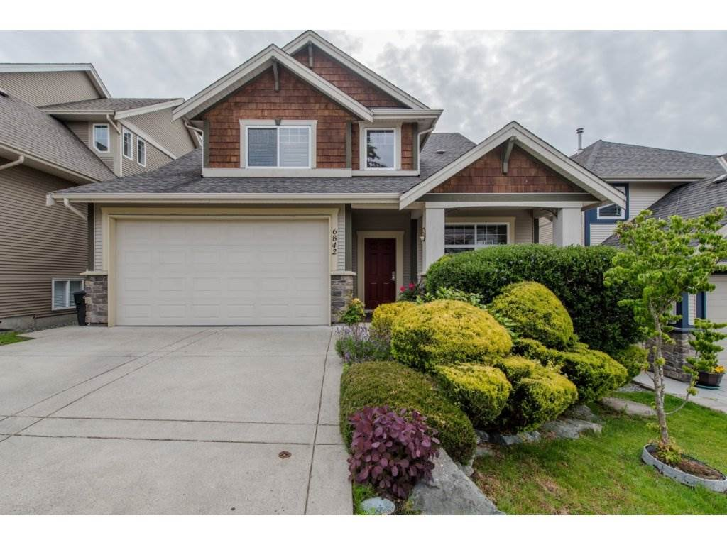 Main Photo: 6842 198B Street in Langley: Willoughby Heights House for sale : MLS® # R2083808