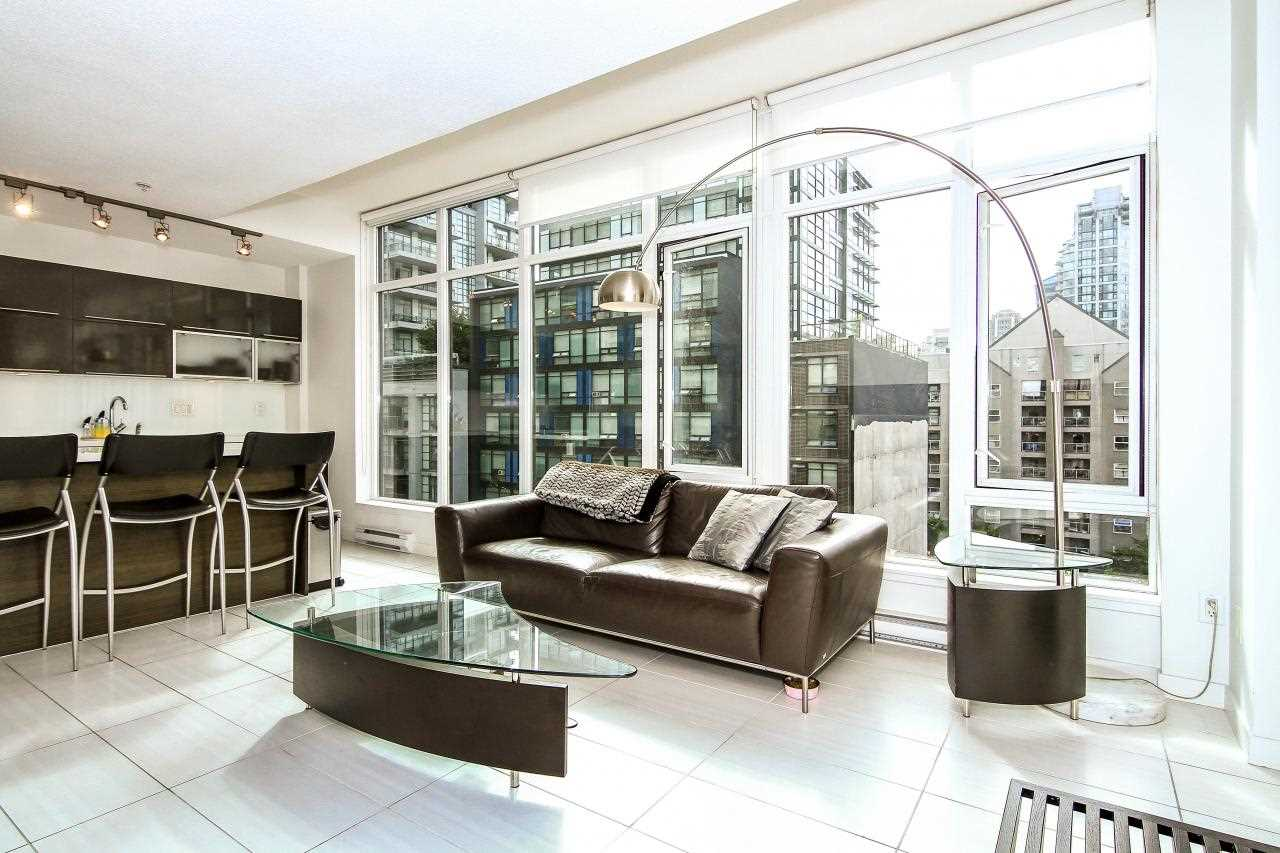 "Photo 2: 502 1252 HORNBY Street in Vancouver: Downtown VW Condo for sale in ""Pure"" (Vancouver West)  : MLS® # R2093567"
