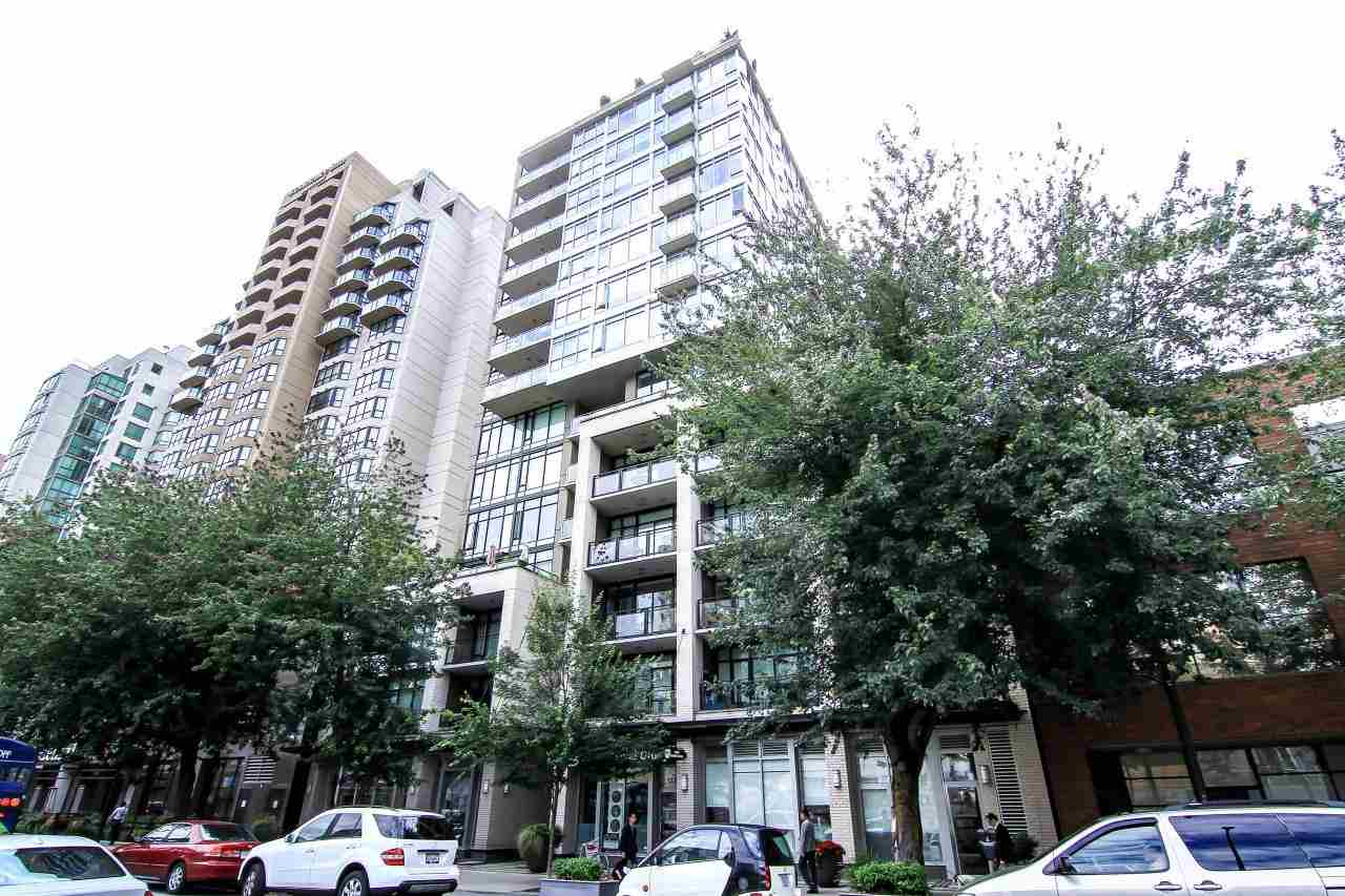 "Main Photo: 502 1252 HORNBY Street in Vancouver: Downtown VW Condo for sale in ""Pure"" (Vancouver West)  : MLS® # R2093567"