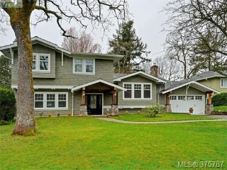 Main Photo: 3544 Cardiff Place in VICTORIA: OB Henderson Single Family Detached for sale (Oak Bay)  : MLS® # 375767