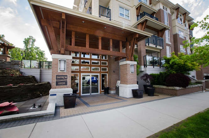 "Main Photo: 114 6828 ECKERSLEY Road in Richmond: Brighouse Condo for sale in ""SAFFRON"" : MLS® # R2169537"