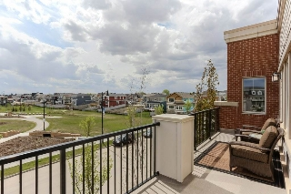 Amazing park and city views from your south & southeast wrap around balcony with natural gas BBQ hook up!