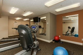Get a great workout on the exercise room!
