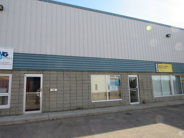 Main Photo: 120 44 Riel Drive: St. Albert Industrial for lease : MLS(r) # E4067754