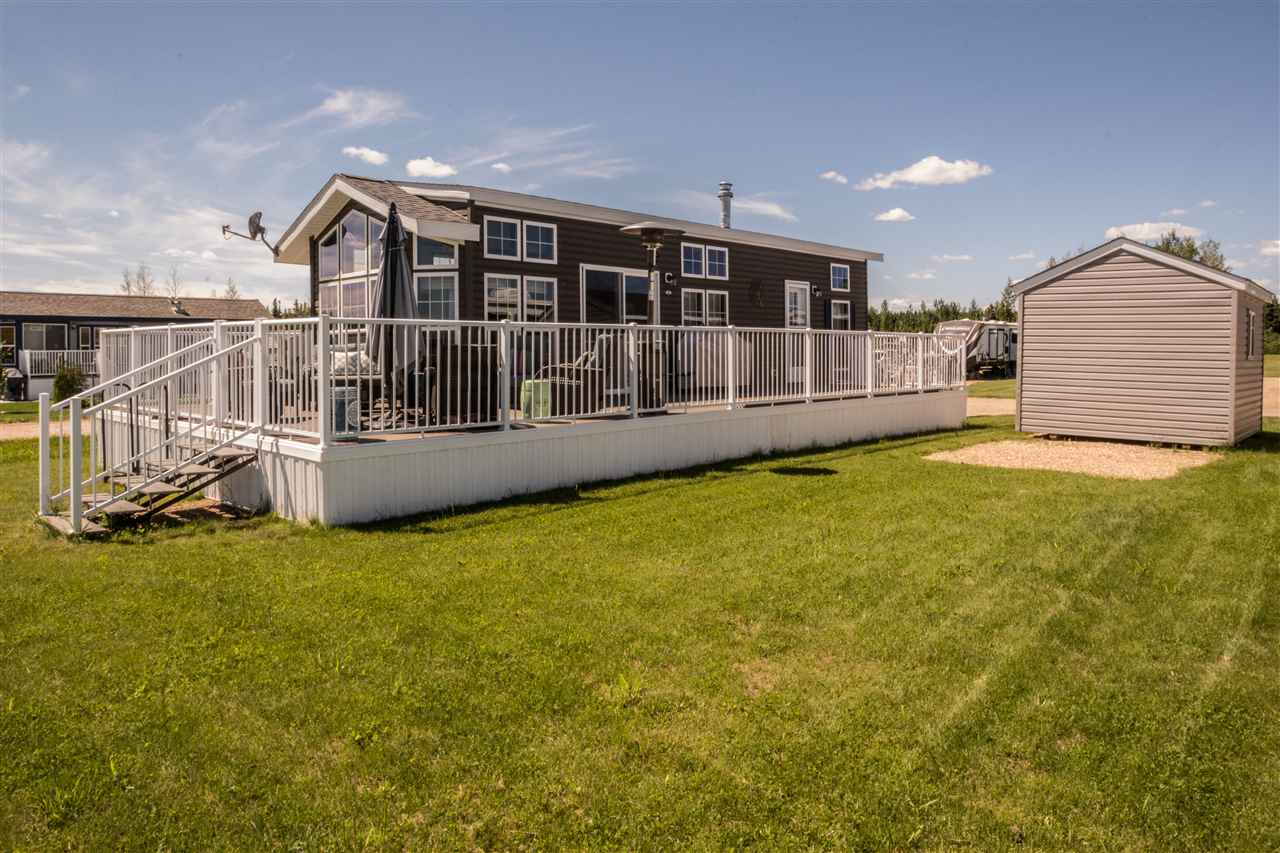 Main Photo: 319 53126 RANGE ROAD 70: Rural Parkland County House for sale : MLS® # E4068699