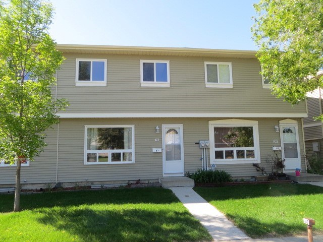 Main Photo: 63 2131 OAK Street: Sherwood Park Townhouse for sale : MLS(r) # E4068961